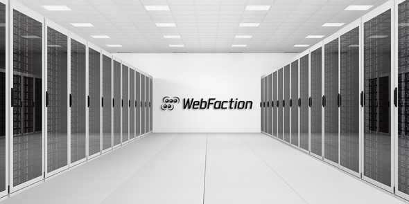 Server Racks In White Room